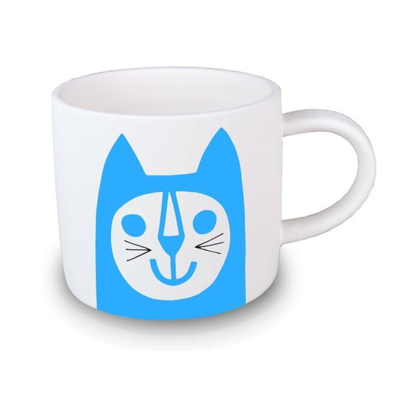 Kubek MAKE International Mini Blue Cat, 225 ml