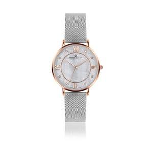 Zegarek damski z paskiem ze stali nierdzewnej Frederic Graff Liskamm