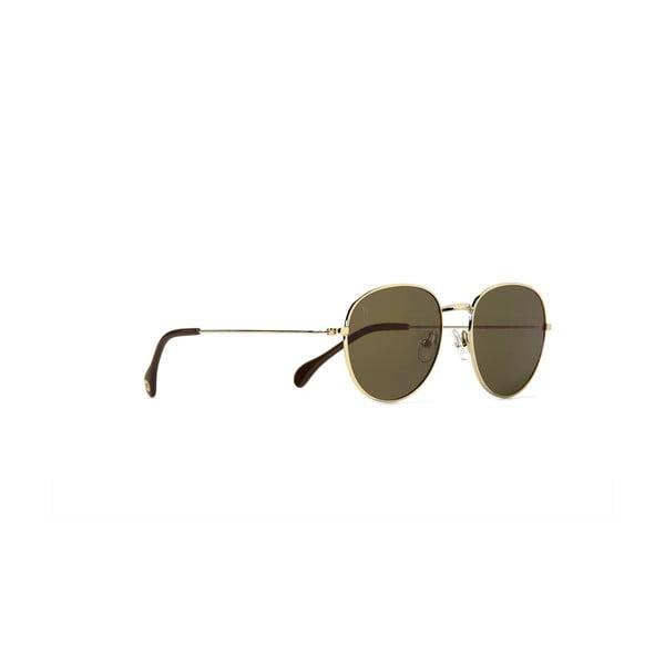 Okulary przeciwsłoneczne Wolfnoir Akela Gold Braum