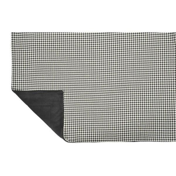 Koc Pied de Poule, 140x180 cm
