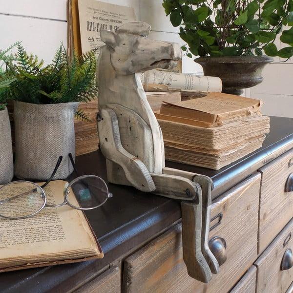 Dekoracja drewniana Orchidea Milano Pupper Horse