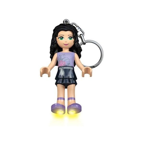 Świecąca figurka/breloczek LEGO Friends Emma