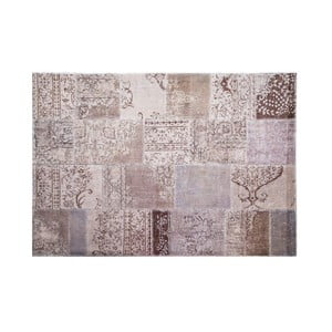 Dywan wełniany Allmode Grey, 150x80 cm