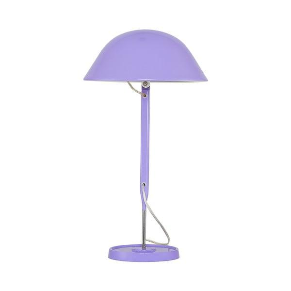 Lampa stołowa Newz, fioletowa
