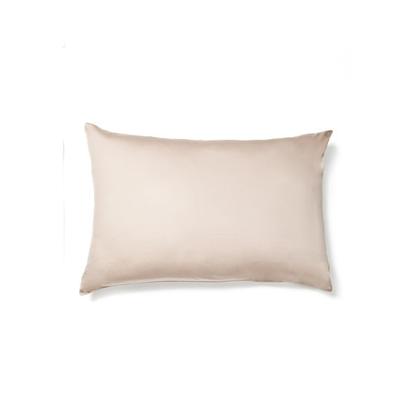 Brązowa poszewka na poduszkę Casa Di Bassi Basic, 50x70 cm