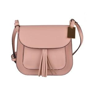 Różowa torebka Matilde Costa Perlen
