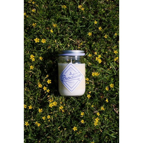 Świeczka o zapachu polnych kwiatów, czas palenia 50-70 godzin