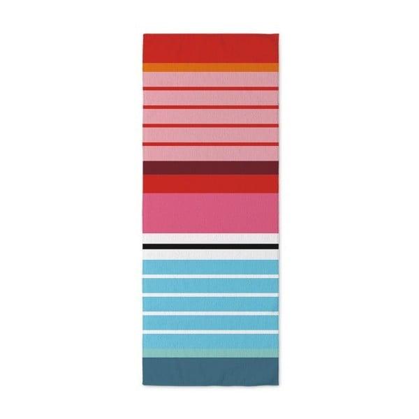 Ręcznik kąpielowy Remember Stripes, 80x200cm