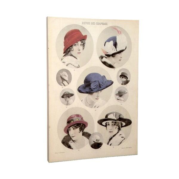 Obraz Hat, 50x70 cm