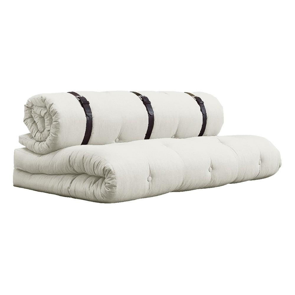 Sofa rozkładana z Karup Design Buckle Up Creamy