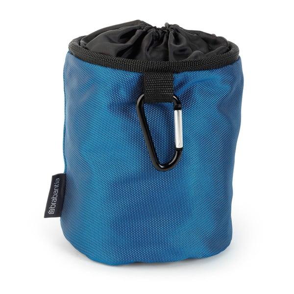 Worek na klamerki Premium, niebieski
