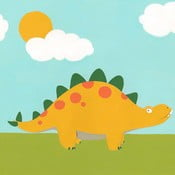 Obrazek dla dziecka Dino Playtime 30x30 cm