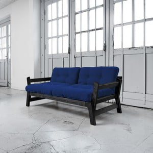 Sofa rozkładana Karup Step Black/Royal