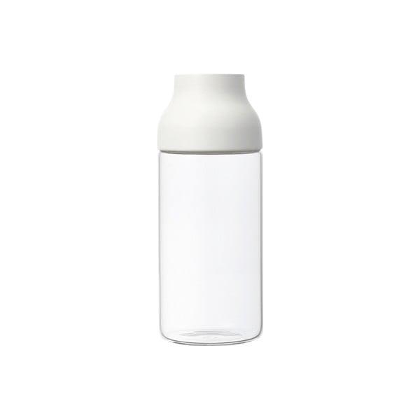 Biała karafka Kinto Capsule, 0,7 l