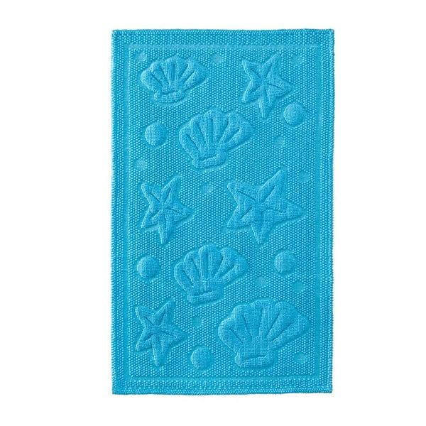 Mata łazienkowa Istra Turquoise, 60x100 cm