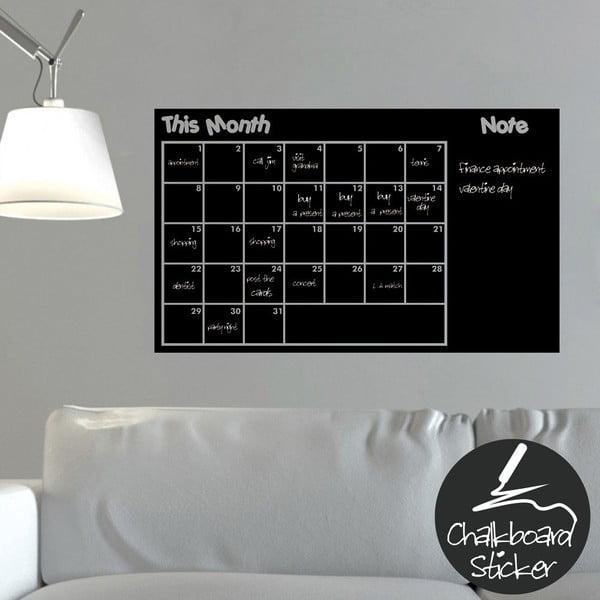 Dekoracyjna tablica samoprzylepna This Month