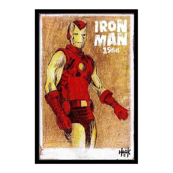 Plakat Iron Man 1964, 35x30 cm
