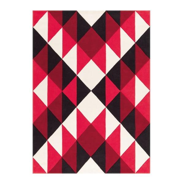 Ręcznie tkany dywan Joy Zigzag, 170x240 cm