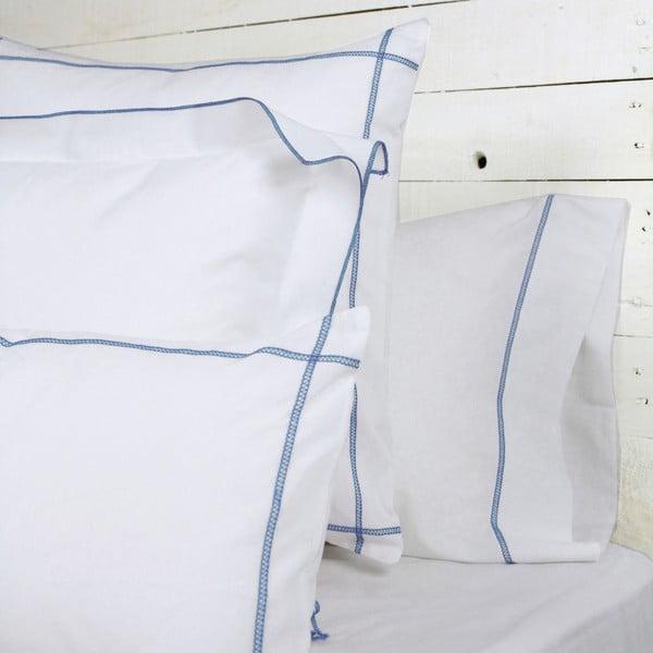 Poszwa na kołdrę Basic Blue, 140x200 cm