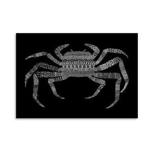 Plakat Crab, 30x42 cm