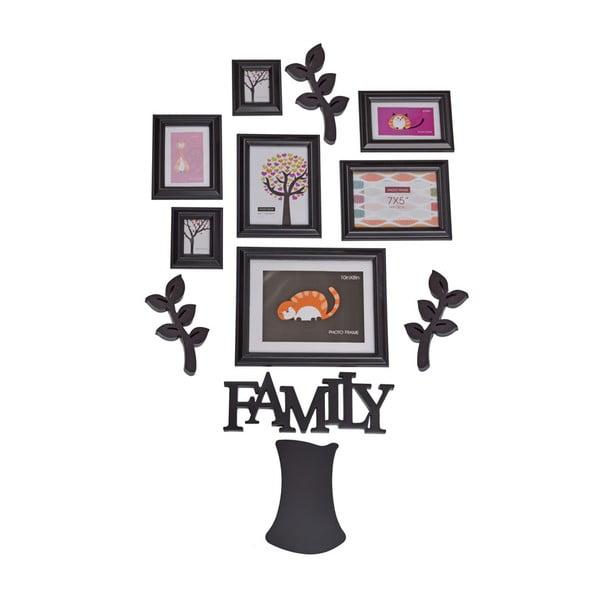 Zestaw ramek na zdjęcia Family Tree