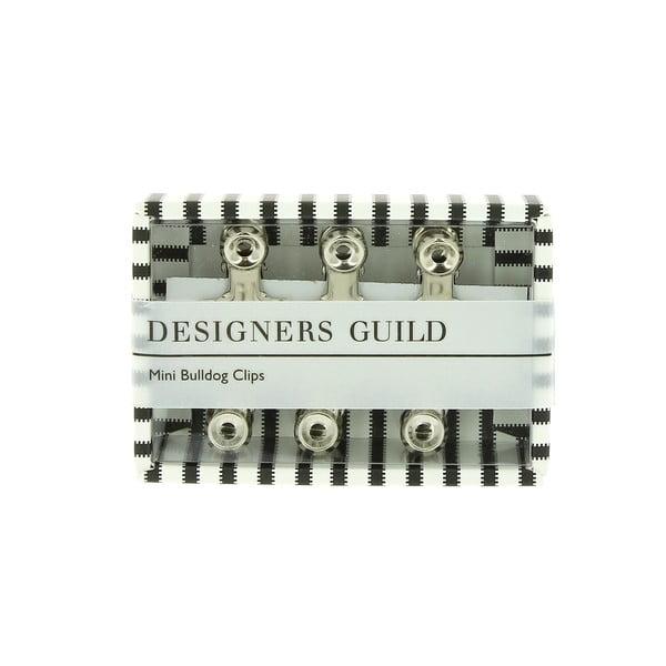 Klipsy   do dokumentów Blueprint Collections Designers Guild