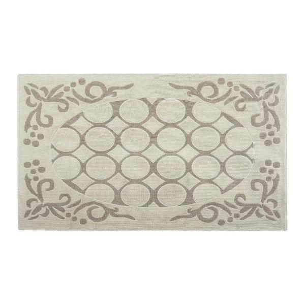 Bawełniany dywan Mirao 120x180 cm, kremowy