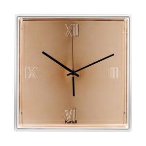 Miedziany zegar Kartell Tic & Tac New