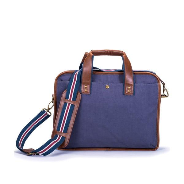 Torba na laptopa Avi-8, niebieska