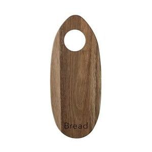 Deska do krojenia z drewna akacji Bloomingville, 30x12,5 cm