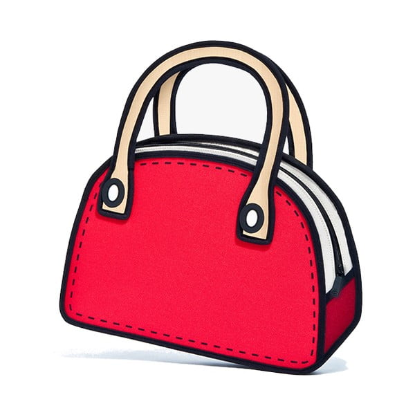 Torba komiksowa Carly Sweetie Red