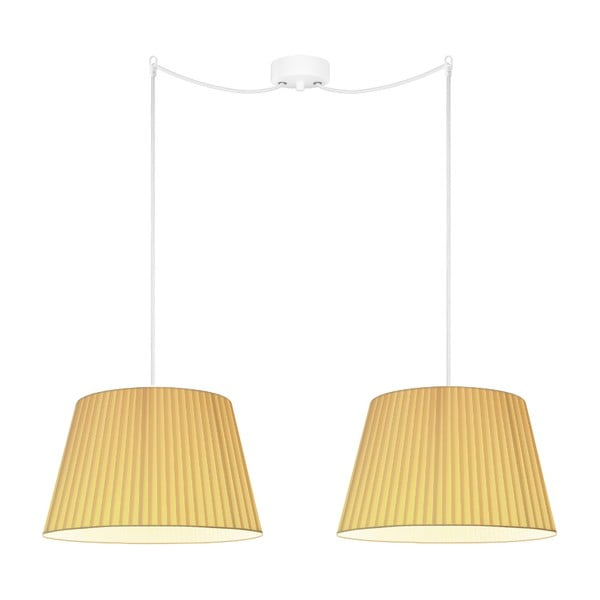 Podwójna lampa wisząca Sotto Luce KAMI Elementary M 2S