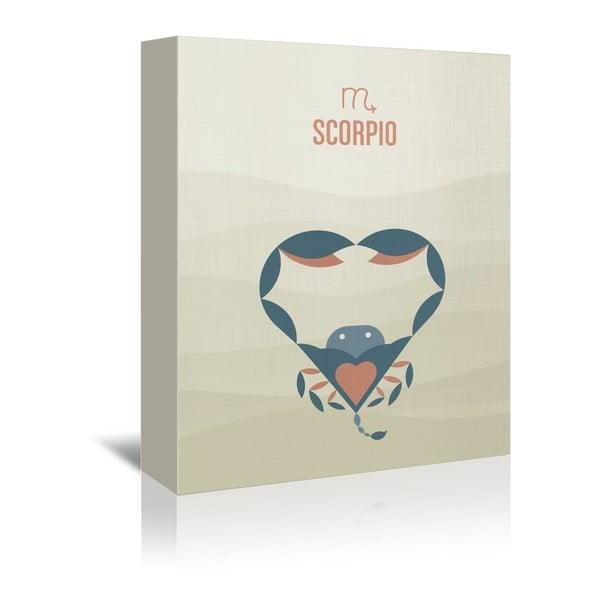 Obraz na płótnie Scorpio