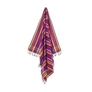 Ręcznik/pareo Aylin Fuchsia, 100x178 cm