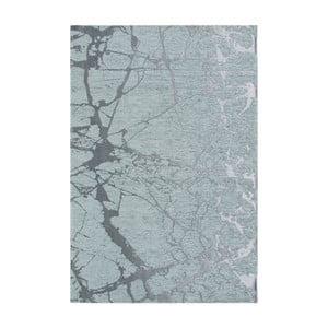 Jasnoniebieski dywan Twigs, 80x150cm