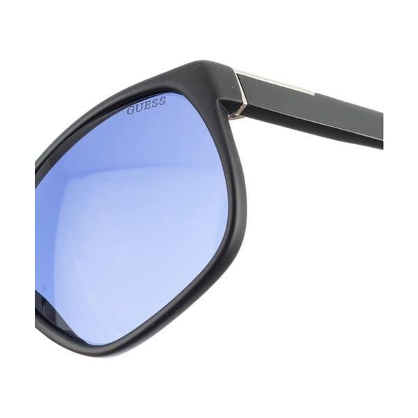 Damskie okulary przeciwsłoneczne Guess 826 Matt Black