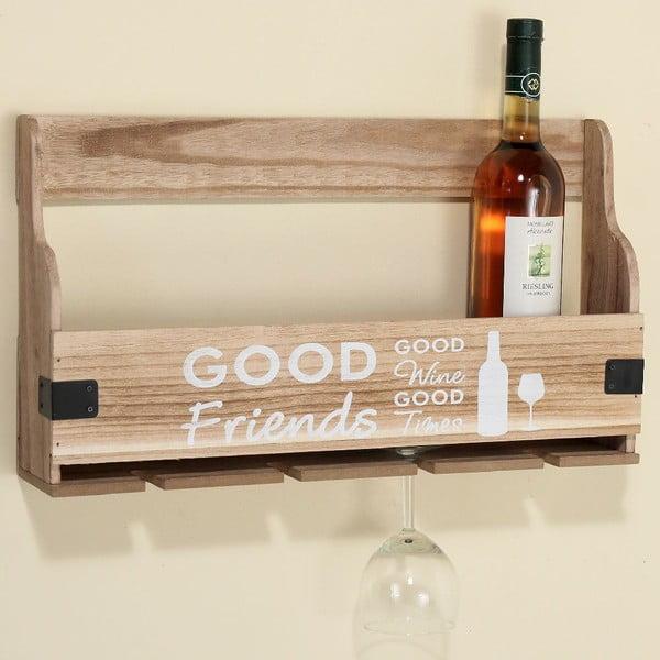 Półka na wino Pinot Wood