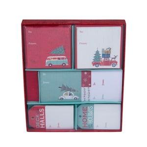 Komplet kartek świątecznych  Tri-Coastal Design