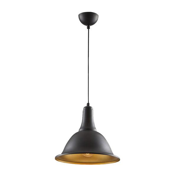 Lampa sufitowa In Cone Black/Gold