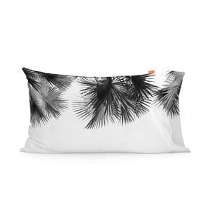 Poszewka na poduszkę Blanc Palm Tree, 50x80 cm