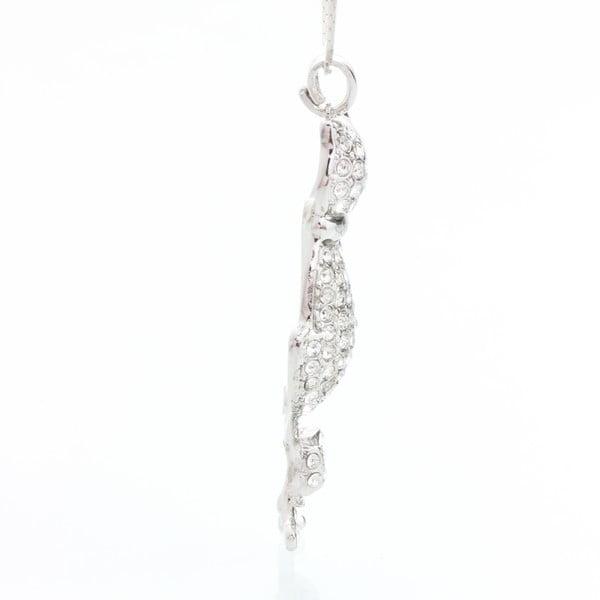Naszyjnik z kryształami Swarovski Elements Laura Bruni Laetita