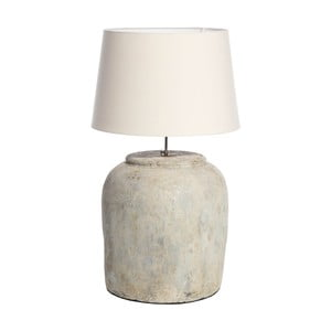 Lampa terakotowa Denzzo Auva, 78cm
