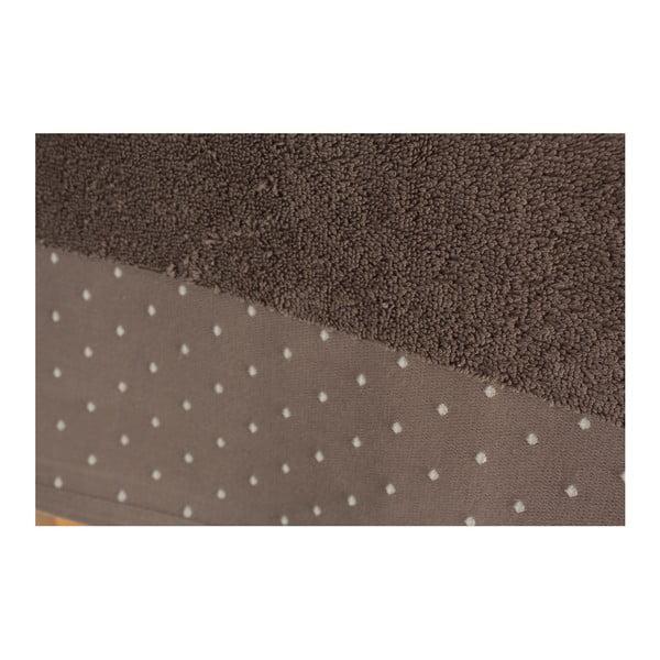 Zestaw 2 ręczników Patricik Brown, 90x150 cm