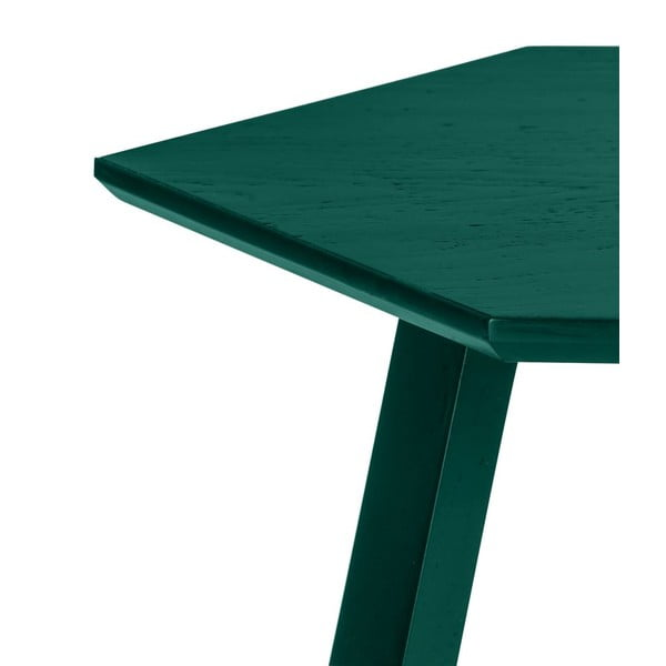 Stolik Hexagon Green, 70x37x70 cm