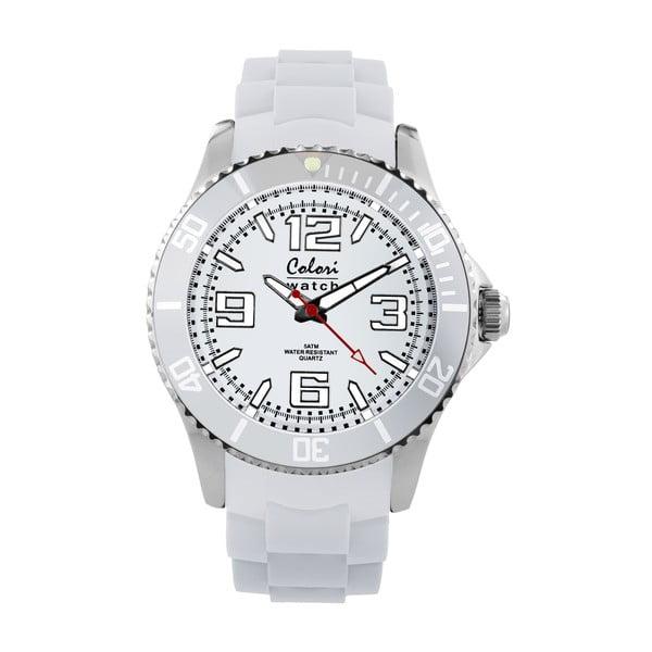 Zegarek Colori 44 White
