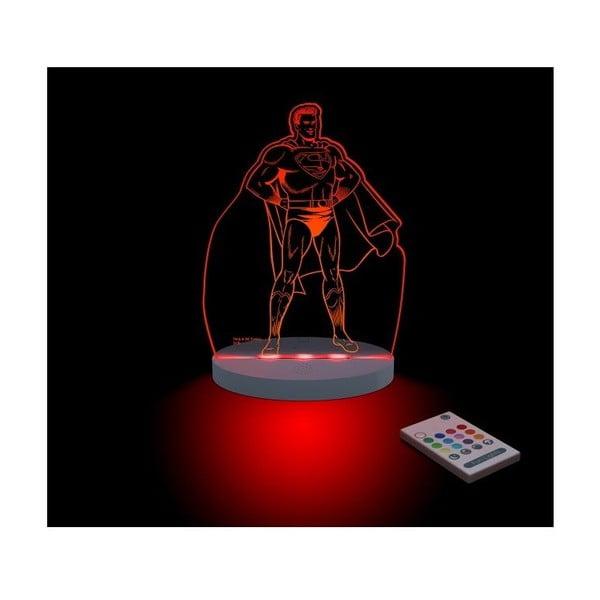 Dziecięca lampka nocna LED Superman