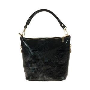 Czarna torebka skórzana Giulia Bags Misty Freya