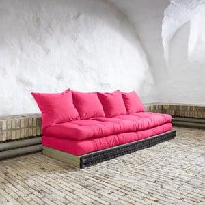 Sofa wielofunkcyjna Karup Chico Magenta