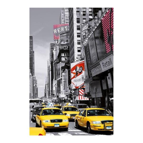 Plakat wielkoformatowy Times Four Sided, 115x175 cm