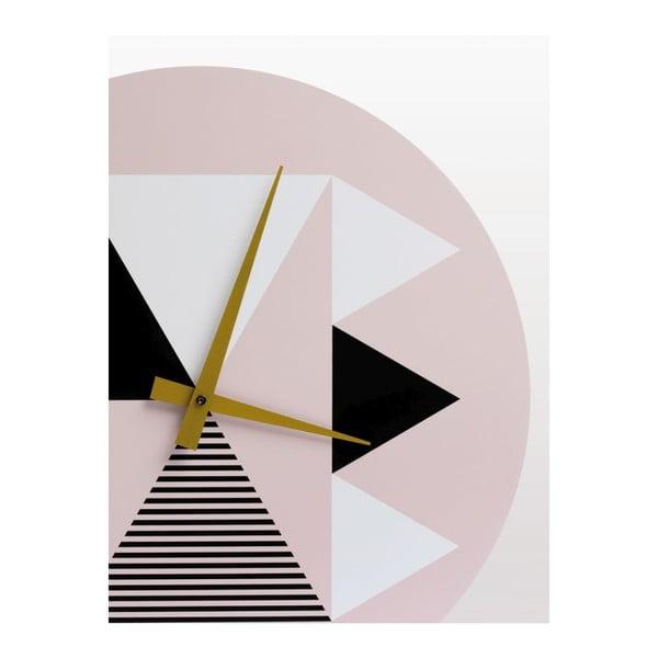 Zegar ścienny Peaks, 40 cm